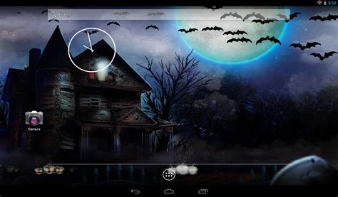 wallpaper android halloween halloween live wallpaper free android live wallpaper