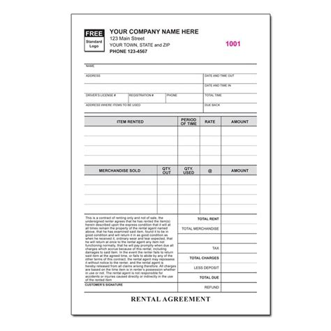 Property Management Invoice Template Property Management Invoice Forms Designsnprint Printable Property Management Forms Templates