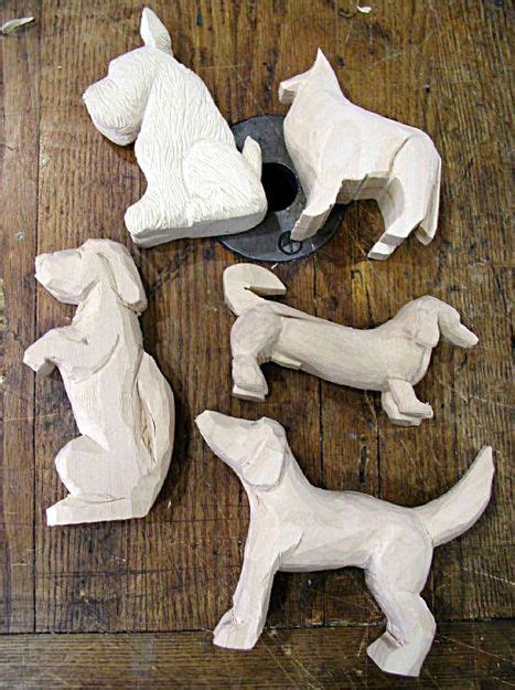 wood carving whittling project kits national artcraft