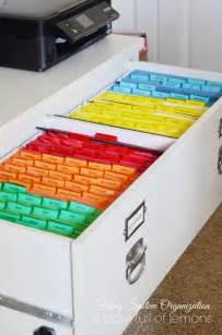 Best Way To Organize Filing Cabinet Operation Organization Professional Organizer Peachtree