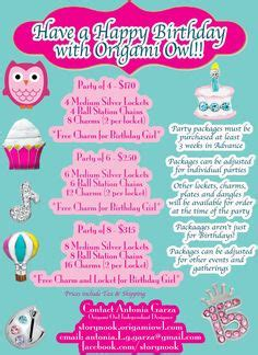 Origami Owl Birthday - 1000 images about origami owl birthday on