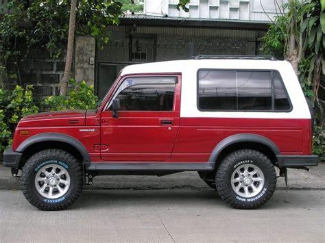 Suzuki Samurai Lwb Lwb Suzuki Samurai Truck