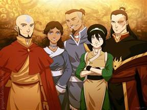 gang avatar airbender photo 36728773 fanpop