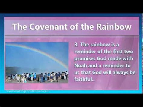 what color was noah noah and the great flood pt 3 bible study lesson about