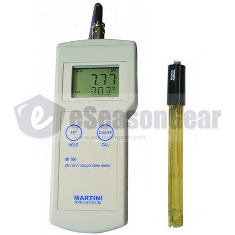 Ph 099 Combination Ph And Orp Meter 329 milwaukee mi106 waterproof ph orp c meter free shipping