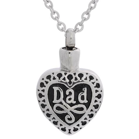 panda quot in quot cremation urn pendant for pets and