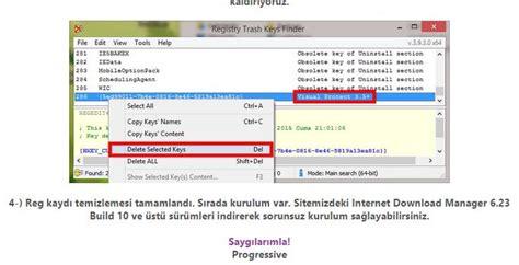 idm full version regedit idm sahte lisans uyarısı 199 246 z 252 m 2015 resimli anlatım full