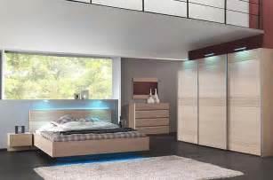 chambre 224 coucher moderne en bois de chez meubles mailleux