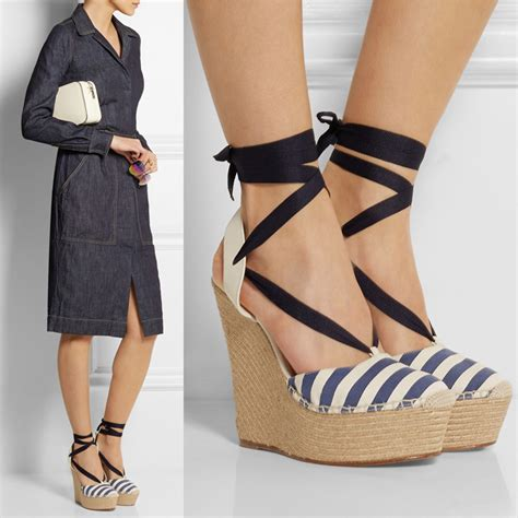 Boots Wedges Fashion Sandal High Heels Flat Shoes Brukat Pita Murah superstar style fashion wedge sandals ankle tie