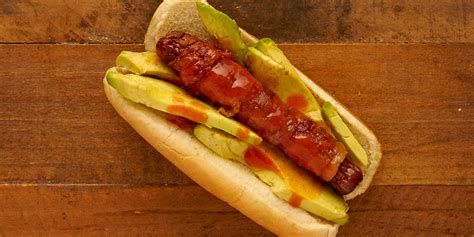 how to make bacon wrapped dogs bacon wrapped dogs recipes dishmaps
