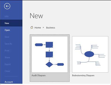 visio brainstorming microsoft visio structure of brainstorming diagrams