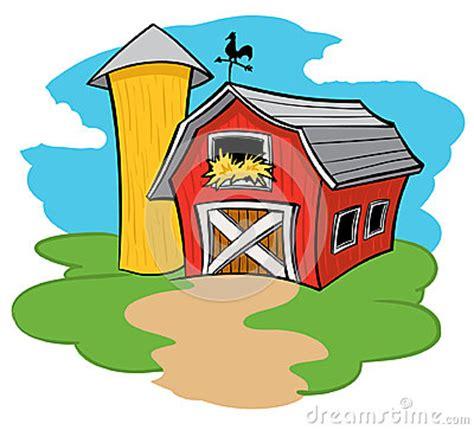 Bauernhof Scheune Clipart by Farm Barn Stock Photos Image 28764253