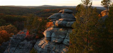 Garden Of The Gods Kansas These 15 Jaw Dropping Places In Illinois Will You Away