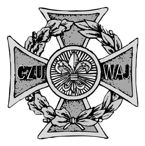 krzyż harcerski wikipedia wolna encyklopedia
