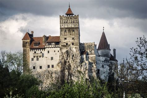 bran castle halloween in transylvania where legend ends and history