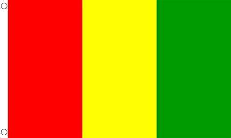 flags of the world green yellow red carlow flag flagman
