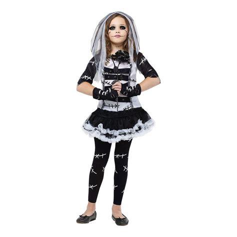 Masker Dress Code Black frankensteins brud barn maskeraddr 228 kt partykungen se
