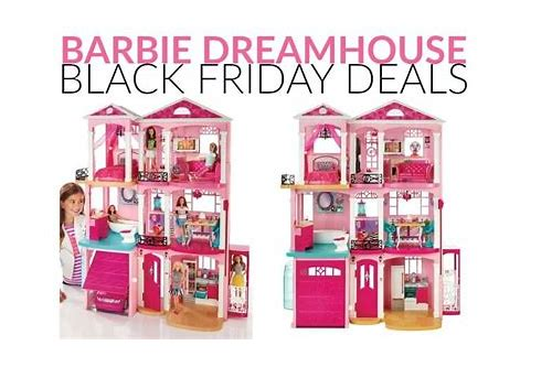barbie dollhouse black friday deals