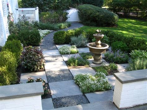 Decorative Gravel Garden Ideas by 15 Decorative Garden Landscaping Ideas Houz Buzz