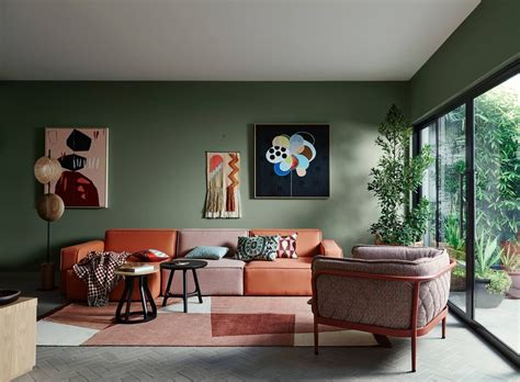 home paint ideas interior 2018 30 gorgeous green living rooms and tips for accessorizing them