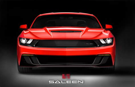 2015 mustang s302 the 2015 mustang saleen s302 debuts with big power
