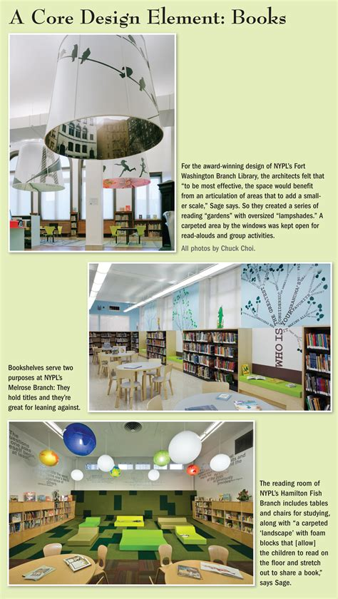 design institute library journal a core design element books inspiration from