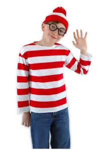 wheres waldo costume waldo costume