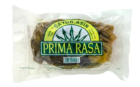 bca sumber sari sayur asin prima rasa product pt sumber berkat prima