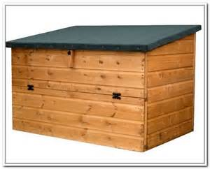 Outdoor Storage Box Diy Home Design Ideas