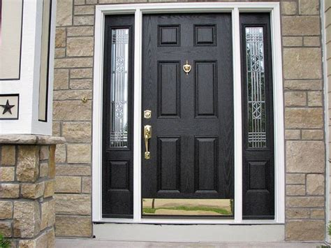 6 panel front door with sidelights 86 best images about front door ideas on entry