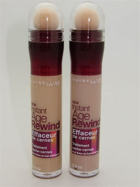 Maybelline Age Rewind maybelline instant age rewind eraser circles reviews