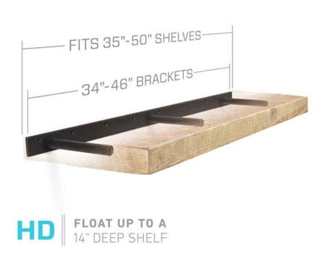 Shelf Hardware Invisible by 17 Best Ideas About Floating Shelf Brackets On