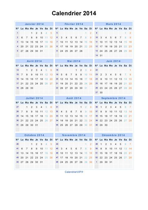 Calendrier Canadien 2014 Calendrier 2014 224 Imprimer Gratuit En Pdf Et Excel