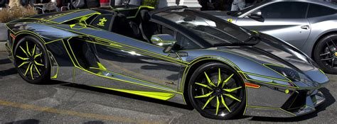 Chrom Auto by Chrome Car Wraps Toronto Customwraps Ca