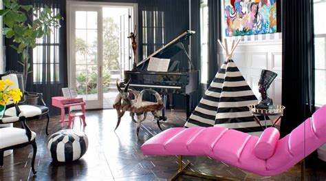 kourtney shows whimsical home interior