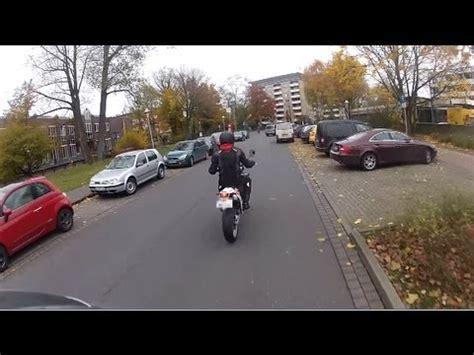 Husqvarna Unfall Motorrad by Motorrad Und Moped Massenunfall Unfall Doovi
