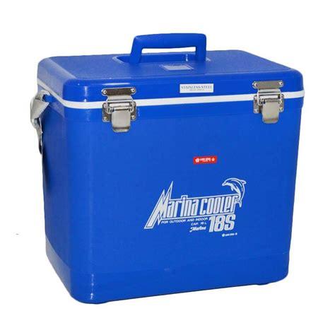 Marina Cooler Box 18s jual marina cooler box 18s blue 16 liter