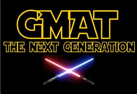 Of Washington Mba Program Gmat by Gmat The Next Generation Foster
