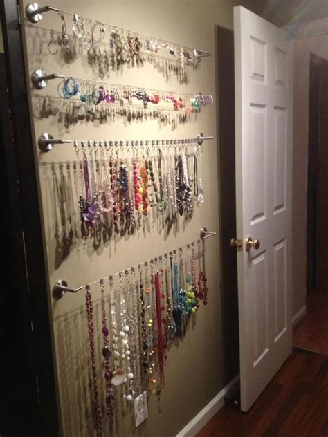 space saving closet wall storage ideas   shelterness