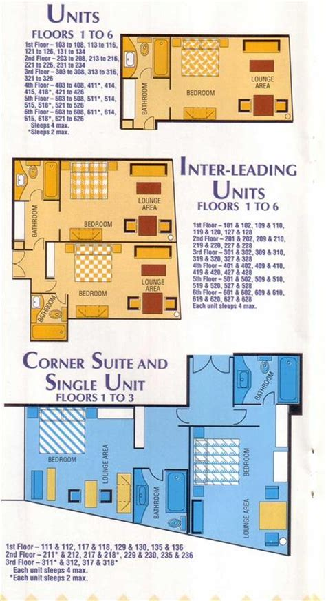island resort floor plans drakensberg sun resort mande