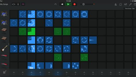 house music garageband apple s new garageband for ios is an edm fan s dream
