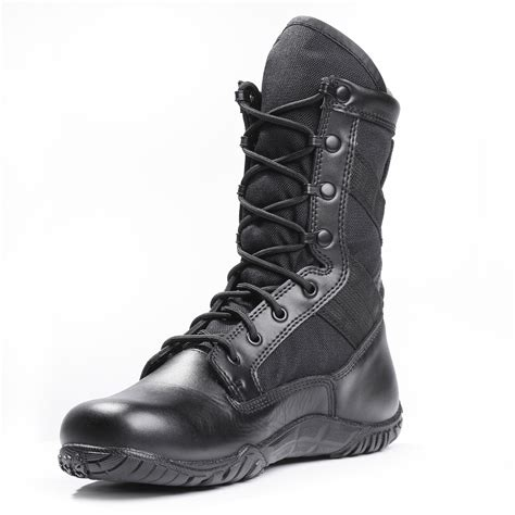 mini mil boots tactical research mini mil minimalist 8 inch duty boots at