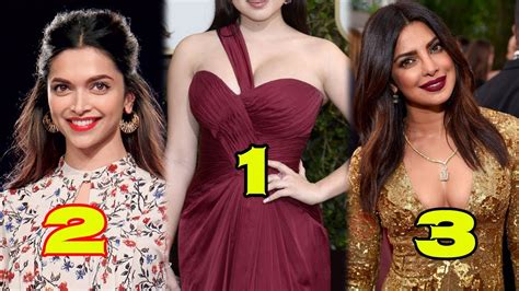 bollywood actresses names with images 2018 new list of top 10 most beautiful bollywood actresses in