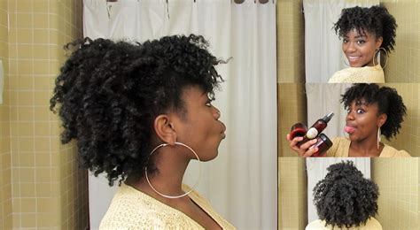 how to take care of a mohawk 10 steps with wikihow faux mohawk on 4c natural hair edhens body care youtube