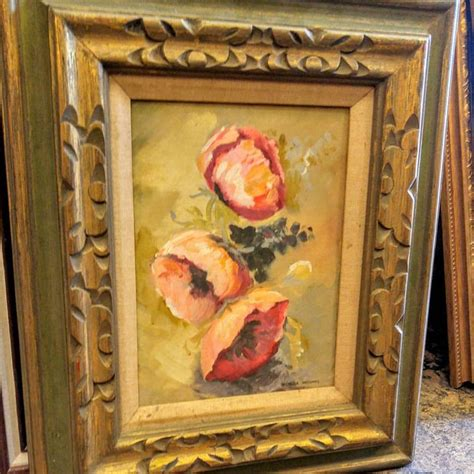 house painters fort worth stuff for sale vintage beautiful floral oil painting fort worth art junkerval