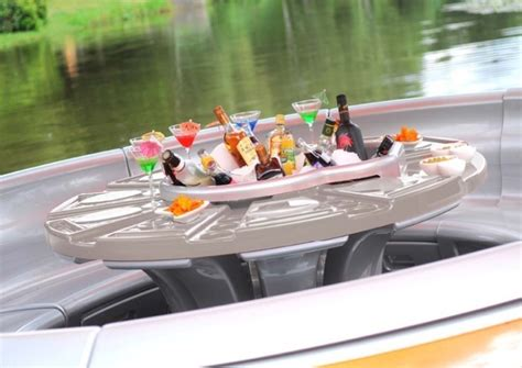 Donut Boat bbq donut boat floating and grill kitchen design
