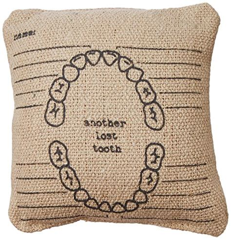 Lost Tooth Pillow by I A Tooth Great Ideas For Children Losing