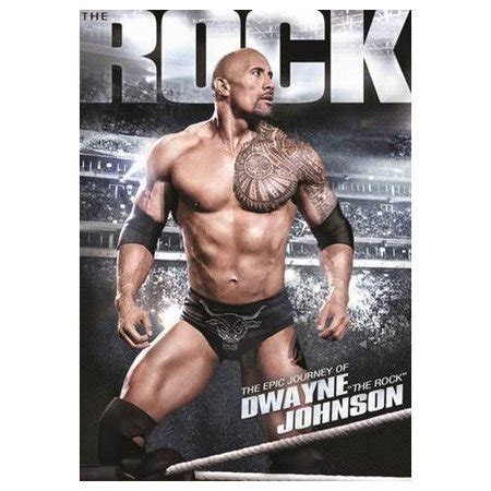 dwayne the rock johnson epic journey the epic journey of dwayne quot the rock quot johnson 2012