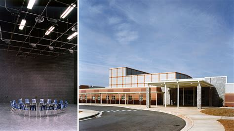 high school performing arts centers