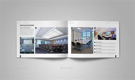 architecture portfolio templates interior design portfolio template by habageud graphicriver